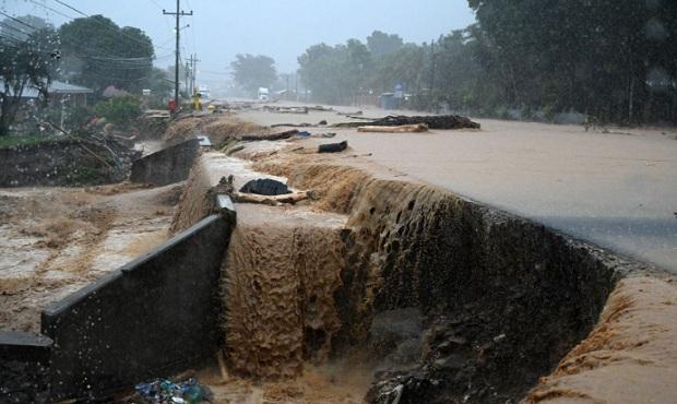 La depresión tropical Eta deja al menos siete muertos en Honduras