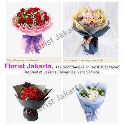 Flower Delivery Jakarta