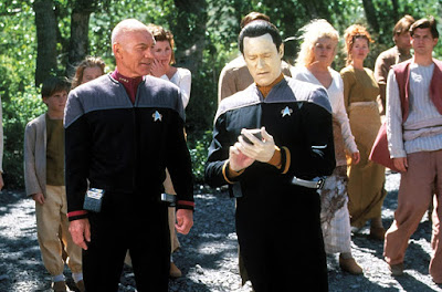Star Trek 9 Insurrection 1998 Image 1