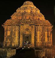 Konark Güneş Tapınağı
