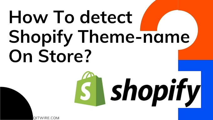 How To detect Shopify Theme-name On Store?