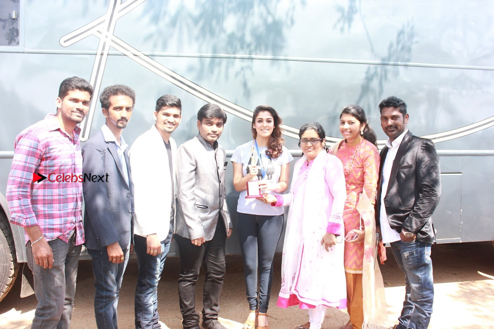 Nayantara Honored with Raindrops Women Achiever Award