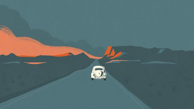 VW dá adeus ao Fusca com animação de homenagem