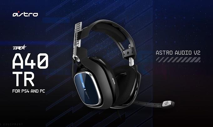 Sorteio Headset Gamer Astro A40 TR