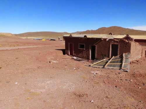 Die Hurrikans der vergangenen Wochen haben ganze Dächer abgerissen
