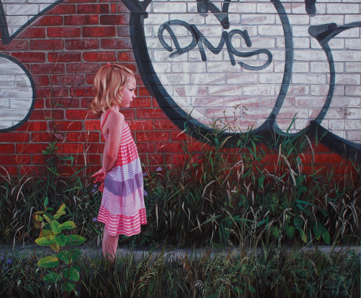 10-Eva-Kevin-Peterson-Children-Exploring-Hyper-Realistic-Paintings-www-designstack-co