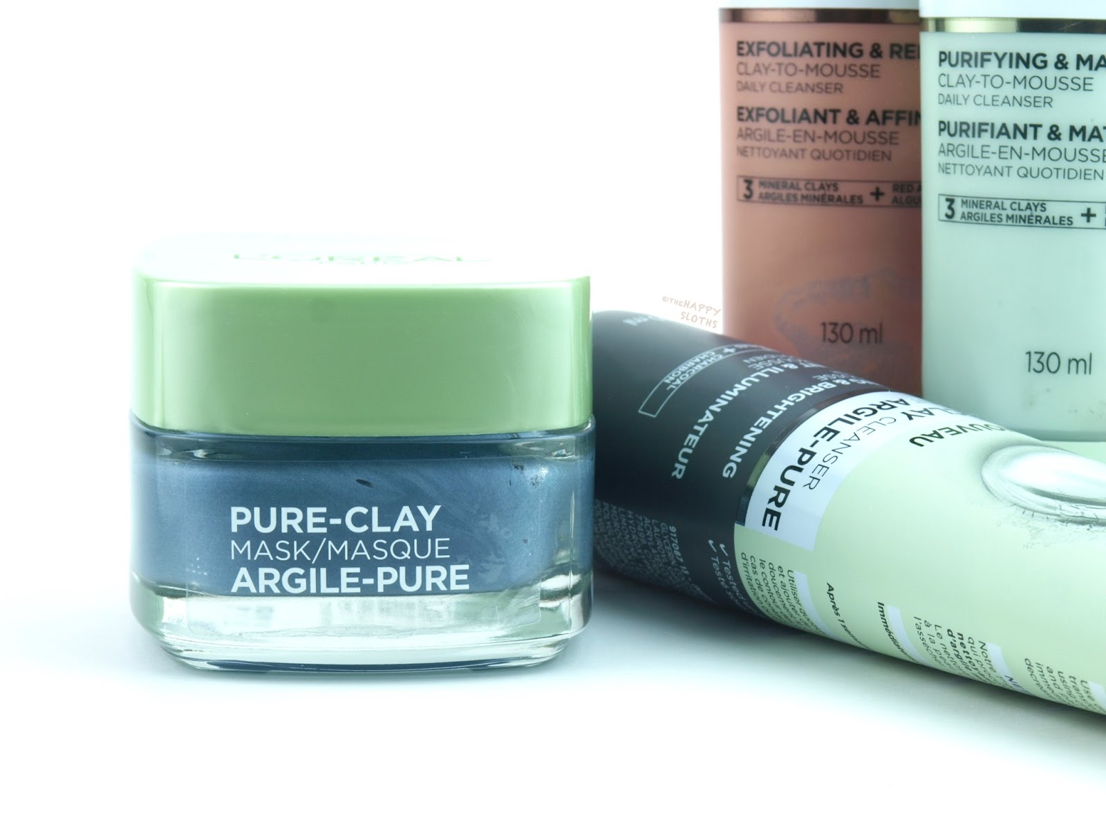 L'Oreal Pure-Clay Comforting & Unifying Mask: Review
