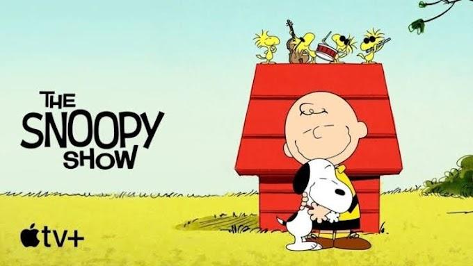 """Trailer de """"The Snoopy Show"""", a nova série de um dos cães mais amado do mundo"""