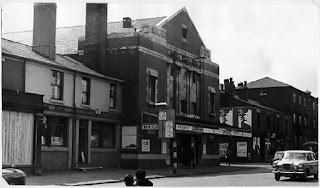 Gladstone Hotel Deane Road Bolton