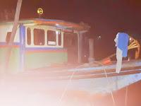 Unit Reskrim Polsek Danau Panggang Sita 560 Liter BBM Bersubsidi Dari KM Selamat Bahagia