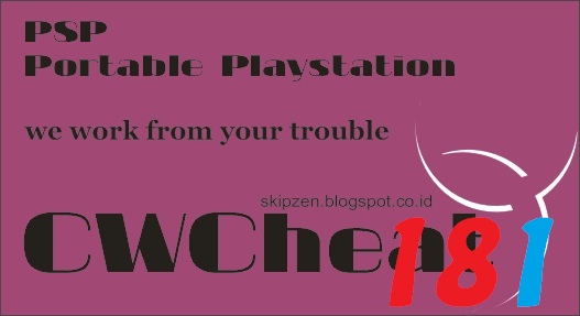 CWCheat Game Infected (US) PSP [ULUS10054]