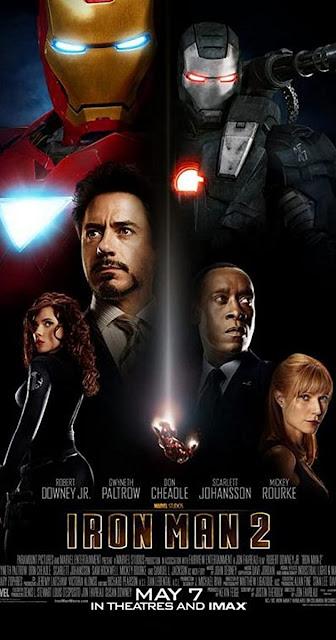 Iron man 2 cast