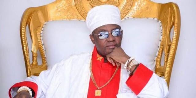 Oba of Benin condemns trending video attacking integrity of President Buhari
