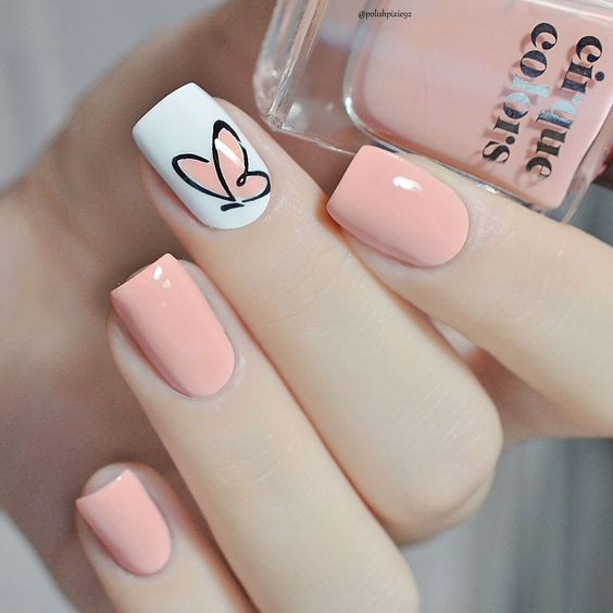 Cute Nail Designs for Every Nail - Nail Art Ideas to Try 💅 28 of 50