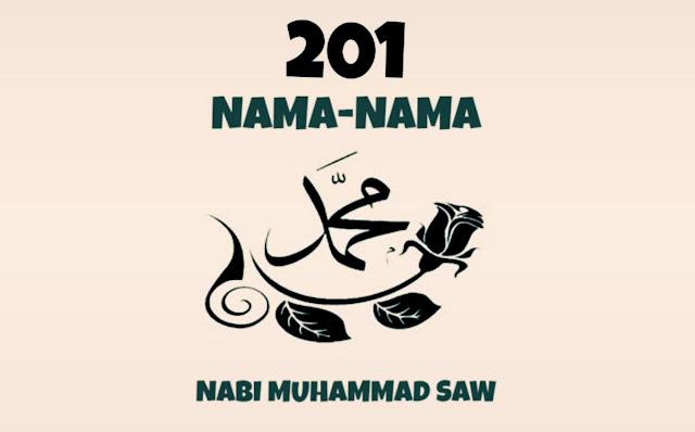 Inilah 201 Nama Nabi Muhammad SAW, Arab dan Artinya
