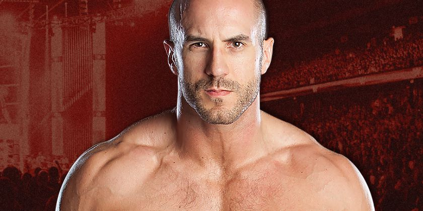 Cesaro Talks Goal Of Capturing A Singles Title In WWE