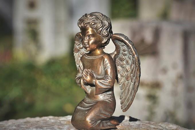 ¿Los ángeles pueden tomar forma de cosas para protegernos?