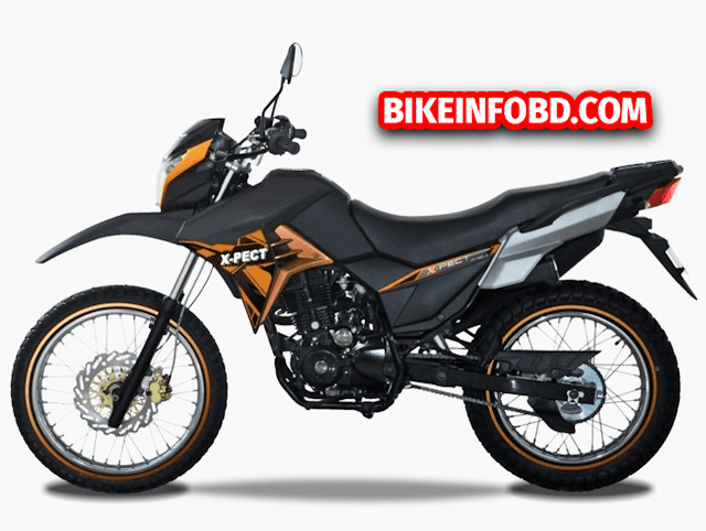 Lifan Xpect 150 Specifications