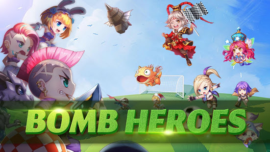 Bomb heroes infinito