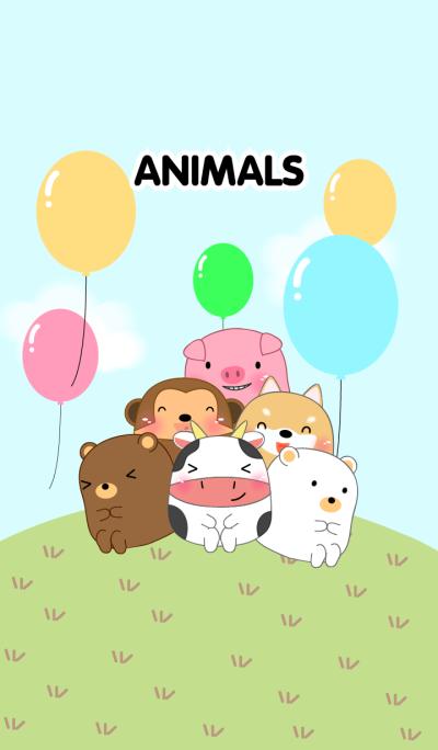The Animals Gang Theme(jp)