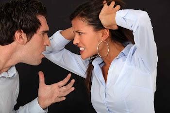 Κακό στην υγεία κάνουν οι συζυγικοί καυγάδες