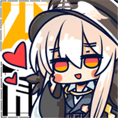 Girls' Frontline official emoticon