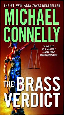 The Brass Verdict by Michael Connelly – book cover