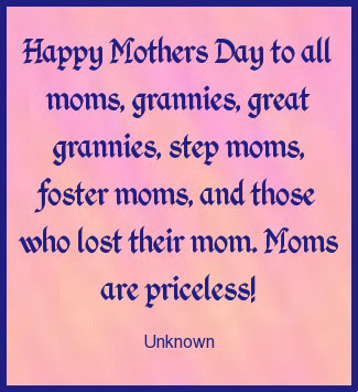 Happy Mothers Day 2016 Wishes, Quotes, Messages, poems and Sayings