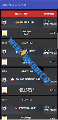 Download Viking Betting Tips ht/ft (MOD) 2020