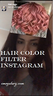 Hair color filter instagram   How to get hair color filters on Instagram