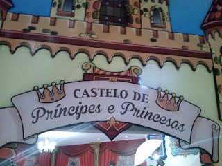 Castelo de Príncipes e Princesas