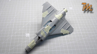 SAAB JAS-39 Gripen A, Italeri 1/72 plastic scale model kit Nr. 008 - inbox review