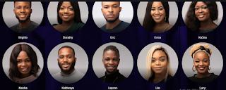 #BBNaija: Meet the 2020 BBNaija Lockdown housemates