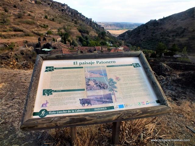 El Paisaje Patonero Sierra Norte de Madrid