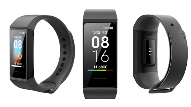 Mi Band 4C Launched With 1.08inch Colour Display, 50 Meter Water Resistant & 14 Days Battery Backup & More
