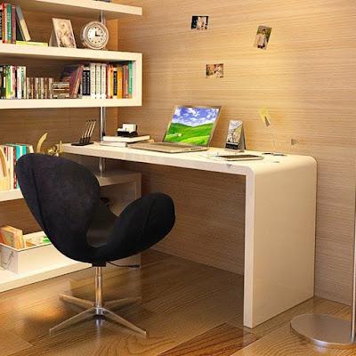 Ide Desain Ruang Kerja Minimalis.
