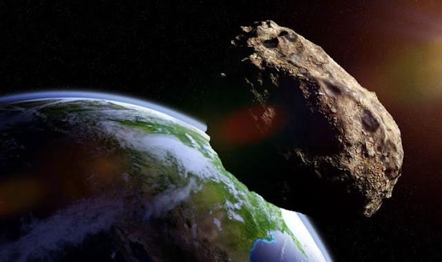 Asteroid-menabrak-bumi