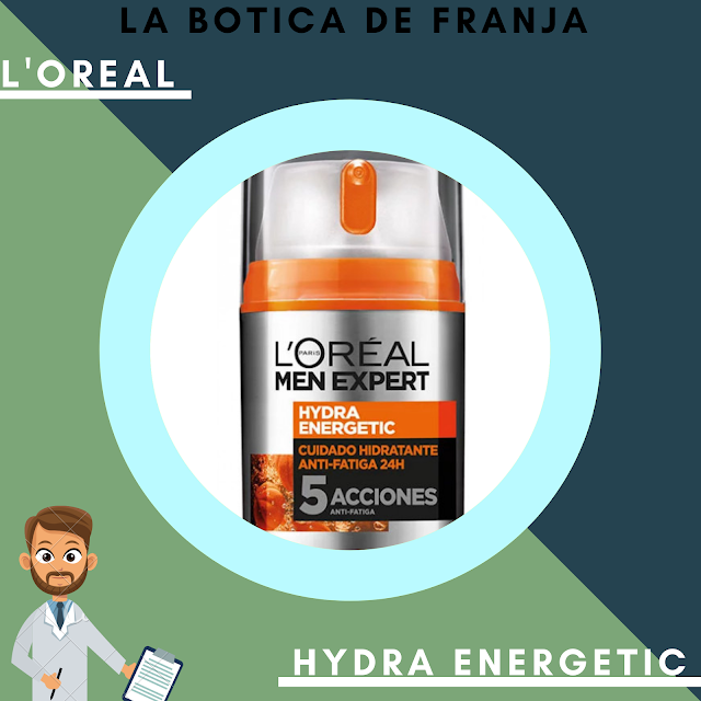 L'OREAL | HYDRA ENERGETIC (REVIEW)