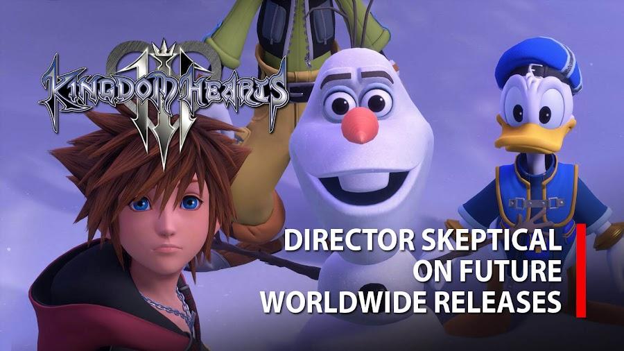 kingdom hearts 3 leak worldwide release tetsuya nomura