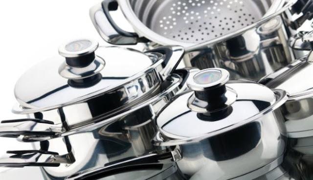 Tips Merawat Peralatan Berbahan Alumunium