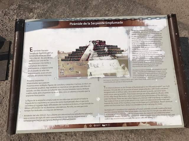 Story & history of Teotihuacan