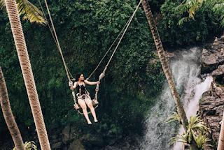 5 Bali Swing Hits Yang Wajib Anda Kunjungi