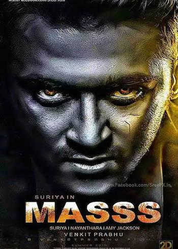 Masss (2015) 480p HDRip x264 Hindi Dubbed [400MB]