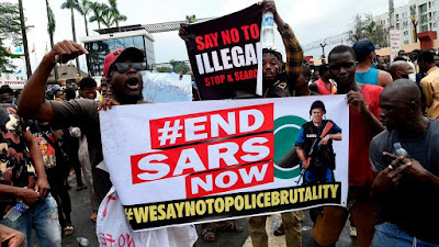 #EndSARS protest WhatsApp group administrators reportedly detained by Police