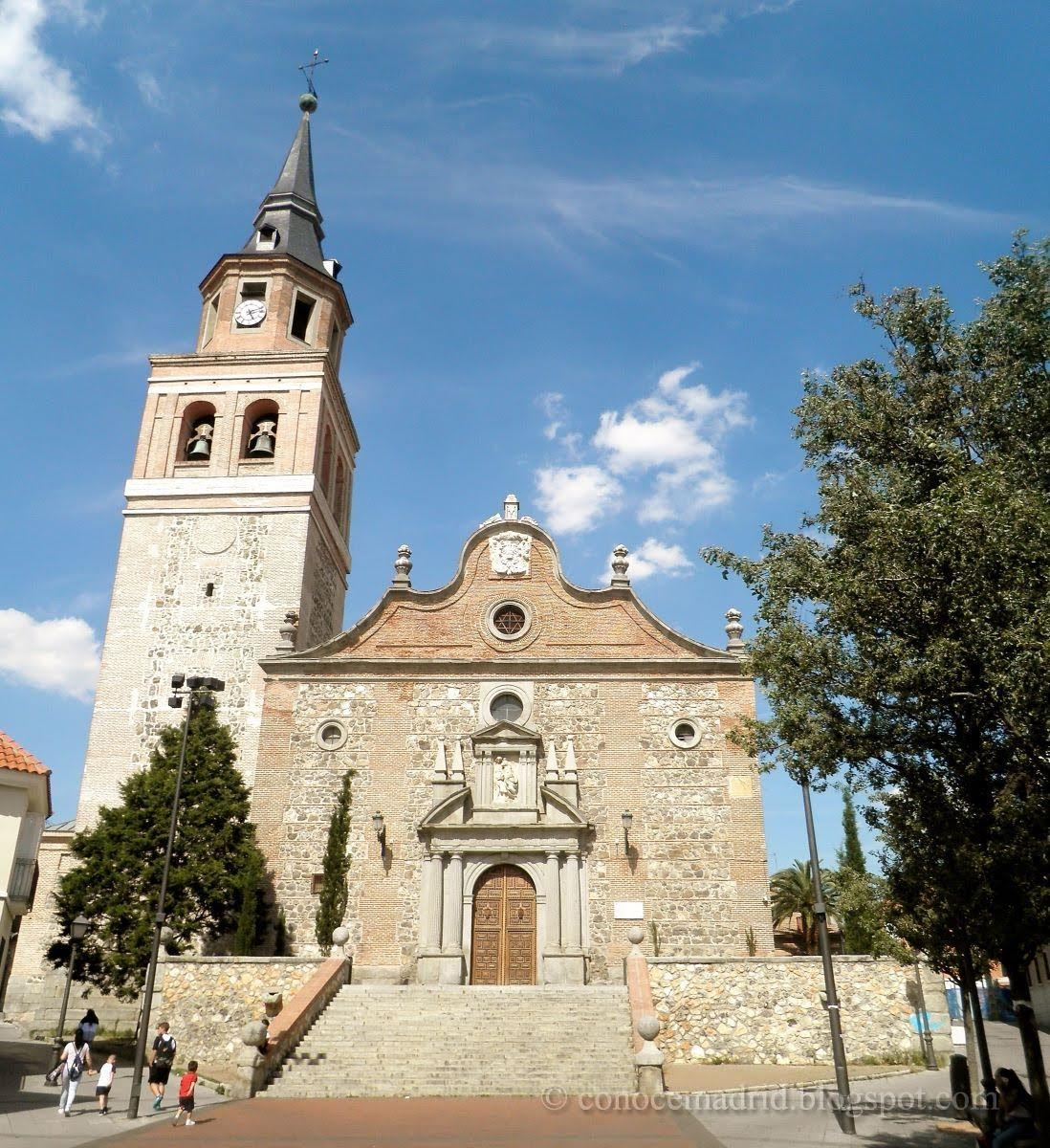 Conocer Madrid Iglesia De San Pedro Ad Vincula