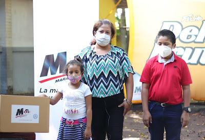 Alimentos Maravilla apoya a familias vulnerables de Escuintla