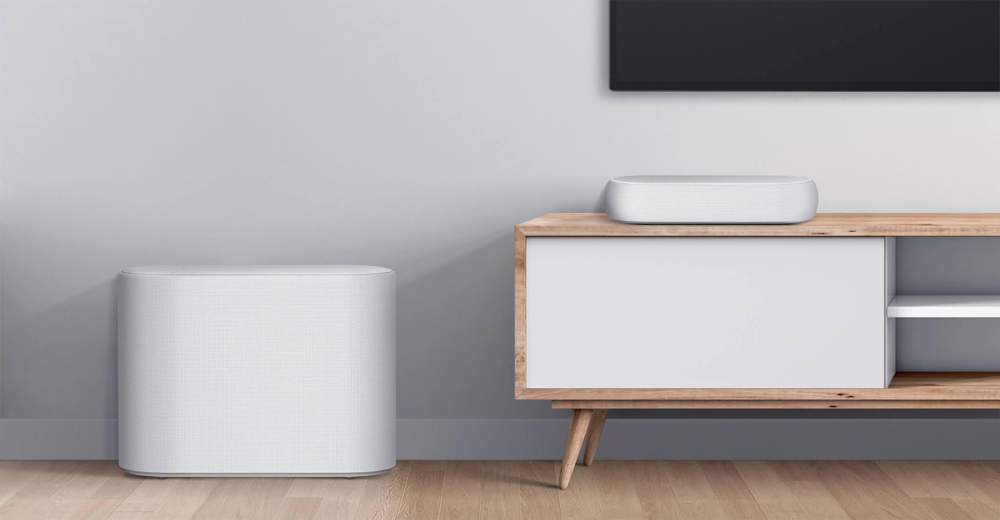 LG Eclair Sound Bar Debuts In U.S.