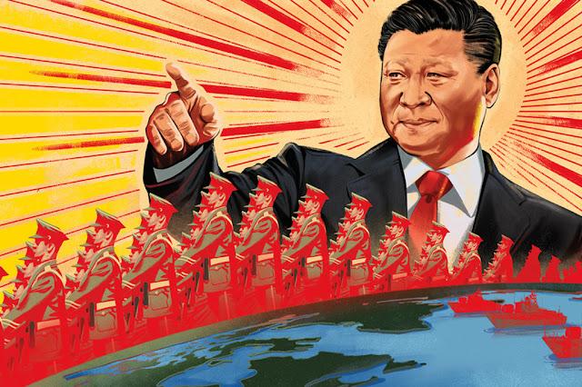 8 Negara Ini Bentuk Aliansi Baru Keroyok China