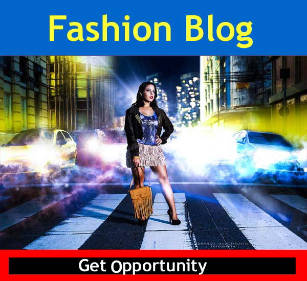 Need A Good Blogging Niche | Fashion Blog is a Golden Opportunity