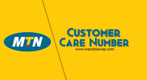 mtn customer care number